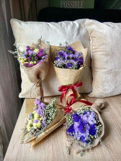 Cute lil statice bouquet #hanayabyzen