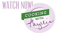 Cooking With Phyllis Logo