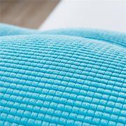 Sofa Bed Large Filled Triangular Wedge Cushion Bed Backrest Positioning Support Pillow Reading Pillow Office Lumbar Pad with Removable Cover Sky Blue Twin - Walmart.com Pillow Headboard, Bolster Pillow, Throw Pillow Covers, Wedge Pillow, Daybed, Sofa Bed, Gel Mattress Topper, Bed Backrest, Shopping