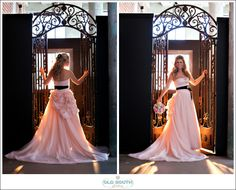 Marcus and Jennifer's WeddingWinston-Salem, NC#nc #charlotte #wedding #photographer #millenium #center #pink #verawang #vera #wang #gown