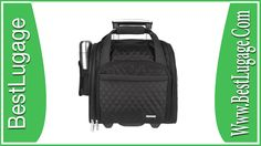 Design Features Material Price Find helpful customer reviews and review ratings for Travelon Wheeled Underseat. Read honest and unbiased product reviews from our users. Click to Tweet If you travel frequently, your carry-on bag will be your main companion. It's the bag you'll use to carry most of your stuff. There are many brands and …