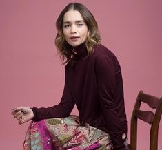 Emilia Clarke interview: the Game of Thrones star on leaving Westeros behind to tackle the West End Emilia Clarke, The Mother Of Dragons, Hbo Game Of Thrones, The Sunday Times, Khaleesi, Daenerys, English Actresses, Elizabeth Olsen, West End