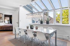 (88) Uranienborg - Eksklusiv toppleilighet med privat takterrasse på 65 kvm med 360 graders utsikt! | FINN.no
