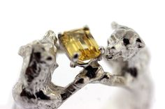 Fighting Bears Ring and basically all of the jewelry at this site. Amazing stuff!
