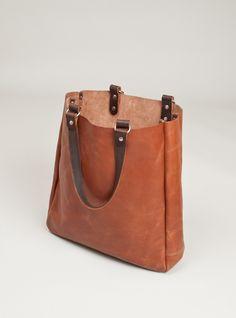 inspiration // leather bag
