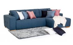 FRANKLIN nurgadiivan  - stiilne ja moodne #askodiivan #askosON #divan #sofa