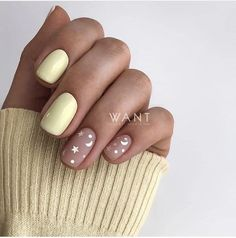 If you like pastel nails and nail designs, if you choose to have beautiful hands, this is your place. Here you can see the best designs and pastel nails to get ideas. In this article, you will see spectacular nail… Continue Reading → Subtle Nail Art, Pastel Nail Art, Yellow Nail Art, Pastel Yellow, Yellow Sky, Yellow Sunflower, Yellow Dress, Yellow Flowers, Stylish Nails