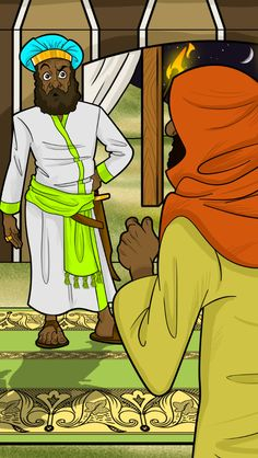 """Balaam got up in the morning and said to the princes of Balak, """"Return to Moab, because God refuses to give me permission to go with you."""" The princes of Mo'ab got up, returned to Balak and said, """"Balaam refuses to come with us."""" So Balak again sent princes, more important than the first."""" (Num 22)"""