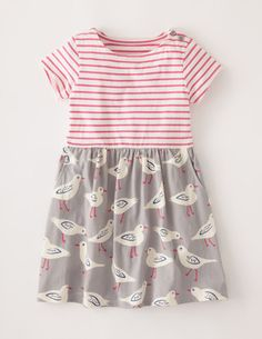 Boden girls dress.. Could do DIY version with at shirt and nice fabric..