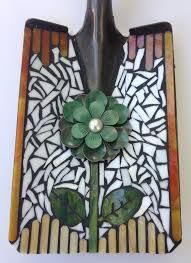Image result for mosaic spade