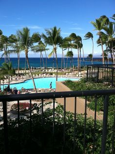 Hilton Waikoloa, Big Island....I stayed here...♥