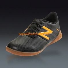 Zapatilla de futbol sala New Balance Furon Dispatch IN Para Hombre Impulso Negro