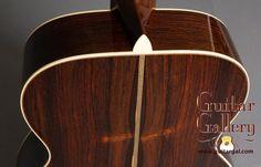 Borges OM-28 Guitar