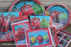 Chuggington Birthday Party Supplies!