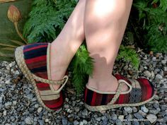 The Casey Lodge Loafer Naga Woven Cotton by SiameseDreamDesign, $36.00