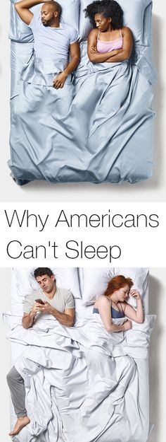 Why Americans Can't Sleep - Consumer Reports