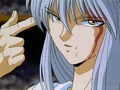 """""""You're going to have to think of a smart way to kill it, or else...bang!"""" - Yoko Kurama, warning his opponent about his death tree"""