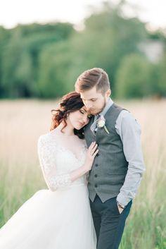 Блеск бенгальских огней: свадьба Максима и Лизы - Weddywood