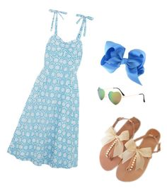 """Kerry summer"" by sophiec587 on Polyvore featuring Miguelina"