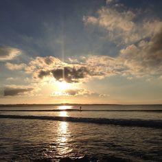 #Strandhill #Surf #Sunset #Sligo
