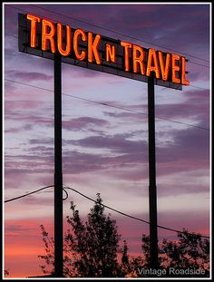 Truck N Travel - Coburg, Oregon.