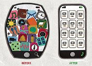 Six Steps to Decluttering Your Smartphone's Apps - via http://bit.ly/epinner