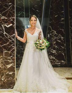 Vestido de Noiva Estilista Carol Hungria – Empório Lulu