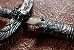 egyptian kris dagger