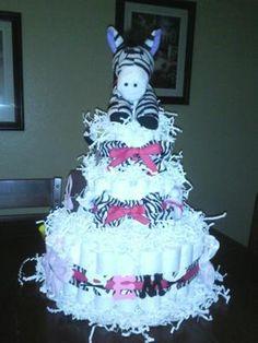 diper cake!