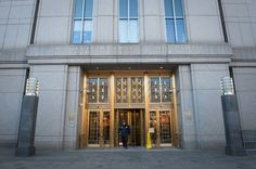 The drug trafficking trial of two nephews of Venezuela's first lady got under way in Manhattan Tuesday, with the leftist government in Caracas saying they were essentially framed.  Efrain Antonio Campo Flores, 30, and Francisco Flores de Freitas, 31, were arrested in Haiti in November and flown to