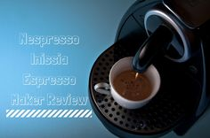 If you are looking for fast and convenient home-brewed espresso on a budget, check out the following review of the Nespresso Inissia Espresso Maker.