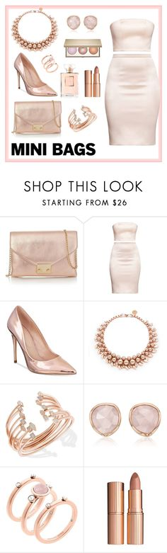"""Untitled #366"" by gissela540 ❤ liked on Polyvore featuring Loeffler Randall, ALDO, Ellen Conde, Kendra Scott, Monica Vinader, Michael Kors and Charlotte Tilbury"