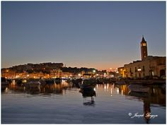 Marsaskala on the southern part in Malta.