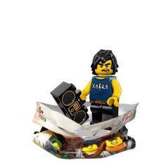 Ninjago Movie CMF Minifigure Series NEW LEGO 71019 VOLCANO GARMADON /& LLOYD