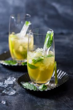 #Brandy #cocktail - #icetea #recipes #foodstyling #foodphotography