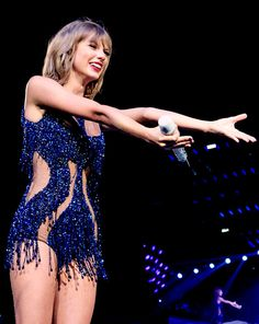 Taylor, if you're reading this, I want you to know that you inspire millions around the world. Including me!:) You've also inspired me to be a singer, which I will try to pursue. So just remember that your swifties appreciate you. Love you, Taylor! <3