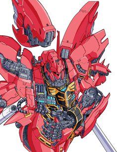 GUNDAM GUY: Awesome Gundam Digital Artworks [Updated 4/12/16]