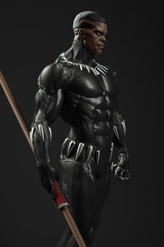 Black Panther Pin, Black Panther Images, Black Panther Storm, Black Panther Marvel, Marvel Comics Art, Marvel Heroes, Captain Marvel, Black Characters, Marvel Characters