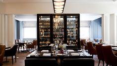 Gainsborough hotel the Johann Lafer restaurant