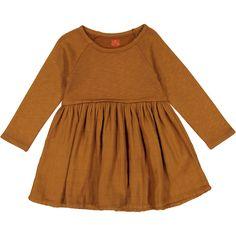 Bonton Caramel Waisted Dress