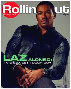 Laz Alonso: TV's sexiest tough guy
