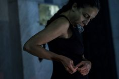 Photo…graphy: festival performance: Maria Jose Arjona, Pins