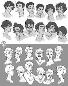 Character drawing, how to draw guys, drawing face expressions, art sketches Male Character, Character Design Cartoon, Character Design References, Character Drawing, Animation Character, Character Reference, Boy Drawing, Drawing Faces, Drawing Sketches