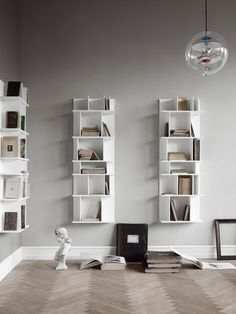 Christine Thorsteinsson from BoConcept gives her tips for finding the best storage, even in small spaces #AMMblog
