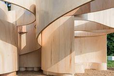 Gallery of BIG's 2016 Serpentine Pavilion Opens Alongside 4 Summerhouses - 11