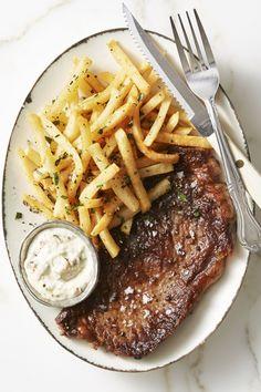 Faster Steak Frites   Good Housekeeping