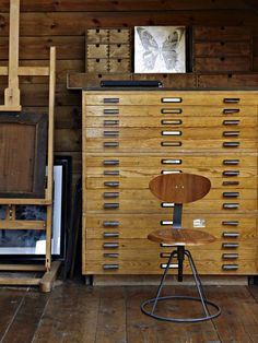"LOVE that flat file. //""'We call it Narnia,' says fashion photographer Peter Gehrke when we approach the subject of his country house on the island of Gotland in southern Sweden."" from MILK"