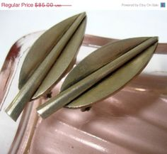 ON SALE E Dragsted Modernist Denmark Sterling by Sisters2Vintage, $72.25
