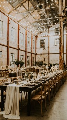 Wedding Mood Board, Wedding Goals, Dream Wedding, Wedding Day, Winter Wedding Venue, Wedding Reception Ideas, Long Table Wedding, Light Wedding, Wedding Table Flowers